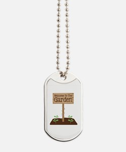 Welcome to the Garden Dog Tags