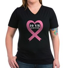 Breast Cancer 10 Year Shirt