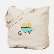 Barrel of Daisies Tote Bag