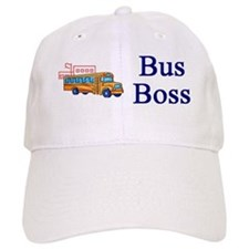 Bus Boss Baseball Cap