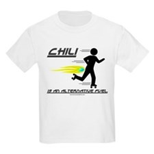 Chili is an alternative fuel T-Shirt