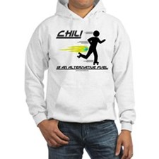 Chili is an alternative fuel Hoodie