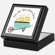 How Does Your Garden Grow Keepsake Box