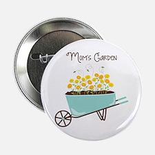 """Moms Garden 2.25"""" Button"""