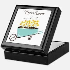 Moms Garden Keepsake Box