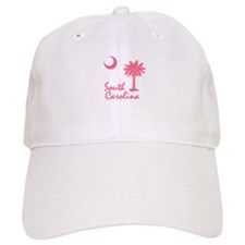 South Carolina Palmetto Baseball Cap