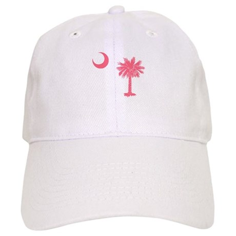 Palmetto and Crescent SC Cap