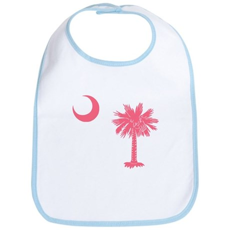 Palmetto and Crescent SC Bib