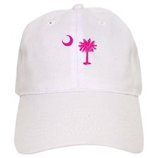 Palmetto and Crescent SC Baseball Cap