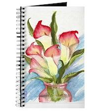 Cute Bouquet Journal