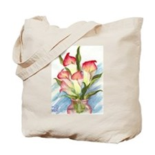 Cute Floral still life Tote Bag
