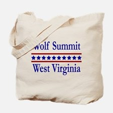 Wolf Summit WV Tote Bag