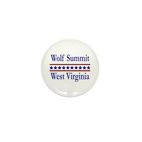Wolf Summit WV Mini Button