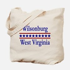 Wilsonburg WV Tote Bag
