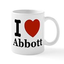 I love Abbott Mug