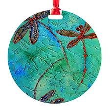 Dragonfly Dance Ornament