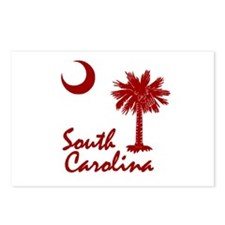 South Carolina Palmetto Postcards (Package of 8)