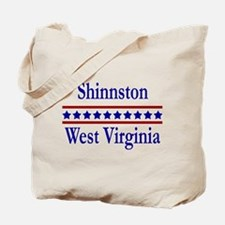 Shinnston WV Tote Bag