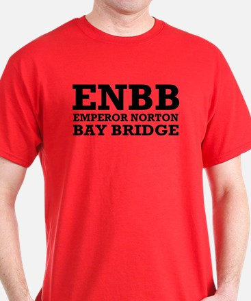 Enbb Black Logo T-Shirt