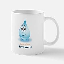 Save Water Mug