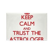 Keep Calm and Trust the Astrologer Magnets