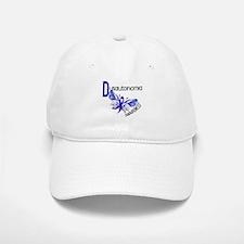 Butterfly 3.1 Dysautonomia Baseball Baseball Cap