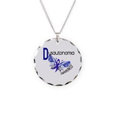 Butterfly 3.1 Dysautonomia Necklace