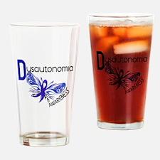 Butterfly 3.1 Dysautonomia Drinking Glass