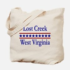 Lost Creek WV Tote Bag