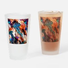 Jellyfish Jump Electric Drinking Glass