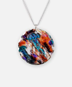 Jellyfish Jump Electric Necklace