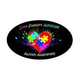Autism awareness Car Magnets