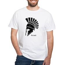 Greek warrior helmet T-Shirt