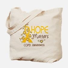 Hope Matters 3 COPD Tote Bag