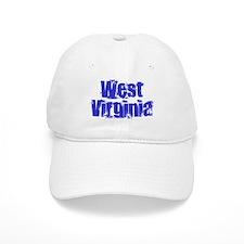 Distorted West Virginia Hat