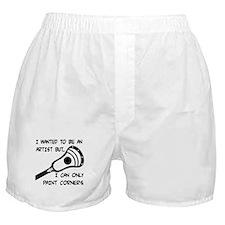 Lacrosse_PaintCorners Boxer Shorts