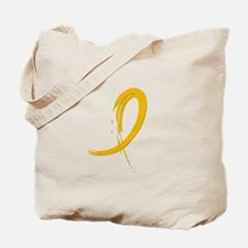 Graffiti Ribbon COPD Tote Bag