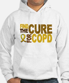 Find the Cure COPD Hoodie