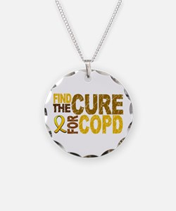 Find the Cure COPD Necklace