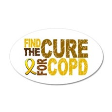Find the Cure COPD Wall Decal