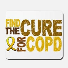 Find the Cure COPD Mousepad
