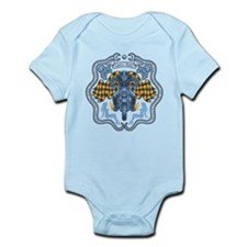 Let's Roll Infant Bodysuit