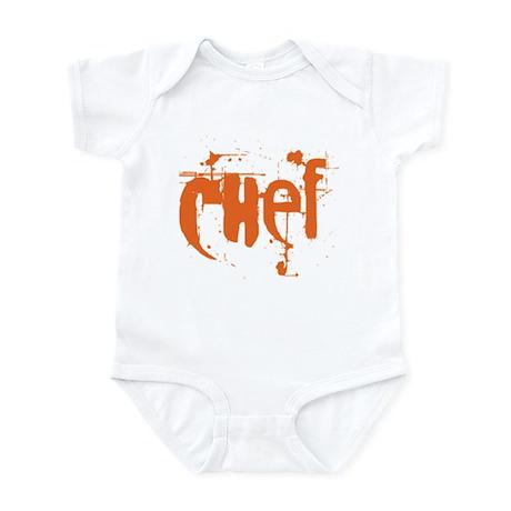 Chef3 Infant Bodysuit