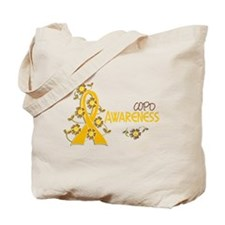 Awareness 6 COPD Tote Bag