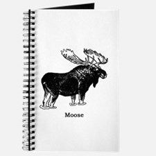 Bull Moose (illustration) Journal
