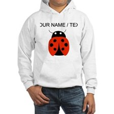 Custom Red Ladybug Hoodie