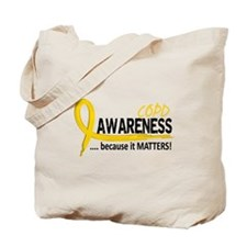Awareness 2 COPD Tote Bag
