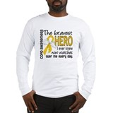 Copd awareness Long Sleeve T-shirts