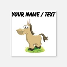 Custom Cartoon Horse Sticker