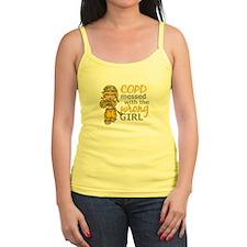 Combat Girl COPD Jr.Spaghetti Strap